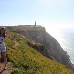 Cabo da Roca- wspomnienia z wycieczki na klify