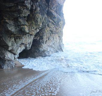 Plaża Adraga- ukryty skarb Portugalii