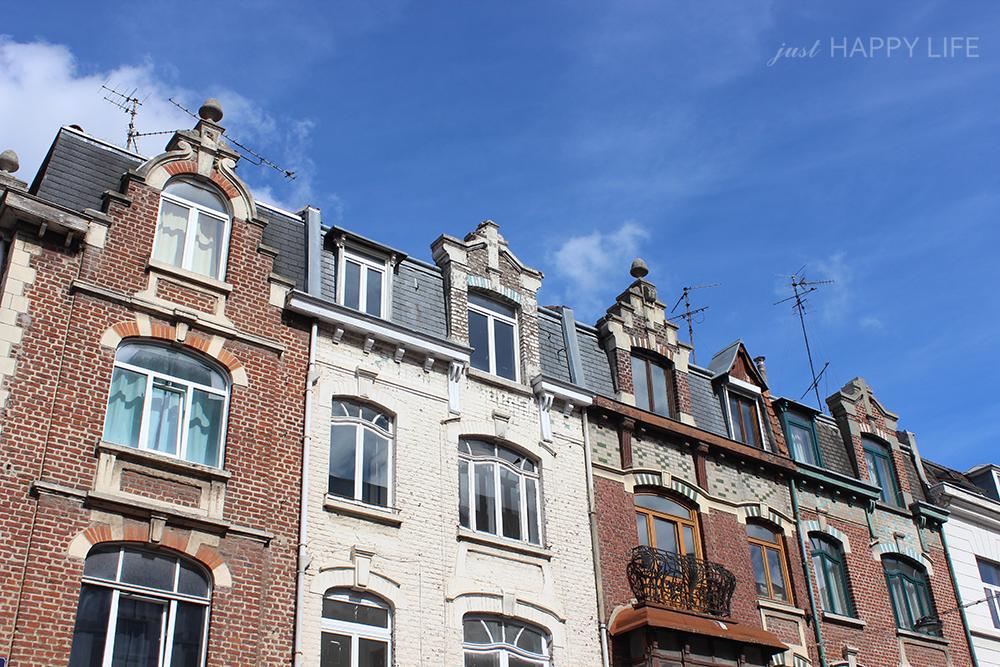 3 francuskie budynki