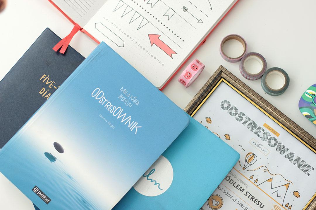 lista książek jak efektywnie odpoczywać