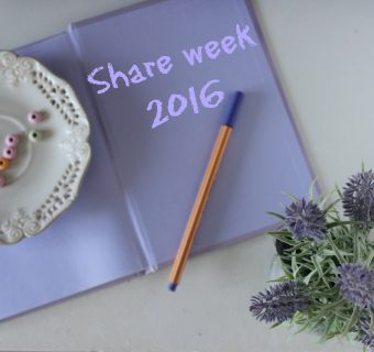 SHARE WEEK 2016- moje nominacje